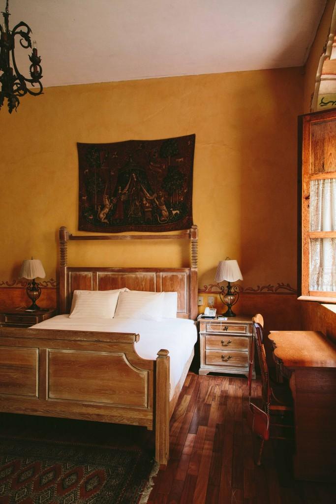 Casa de la Marquesa Mexico