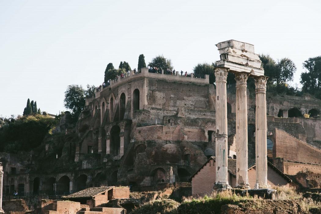 rome roman forum