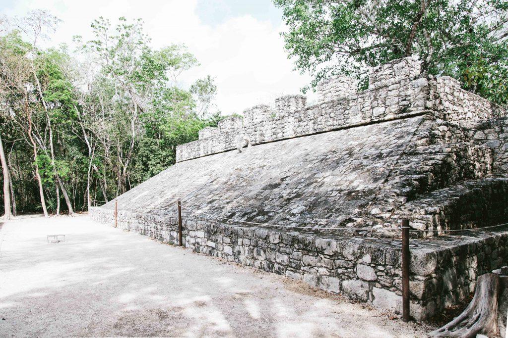 Coba Ruins Tulum Mexico