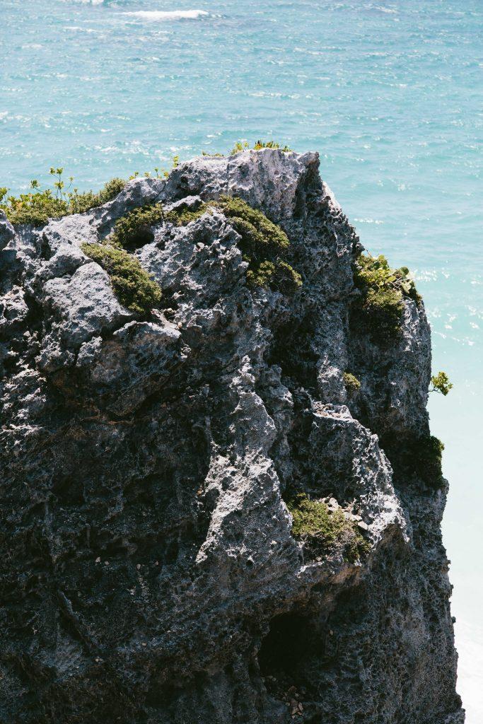 tulum ruins mexico beach