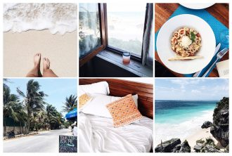 Instagram Tulum Travel Diary
