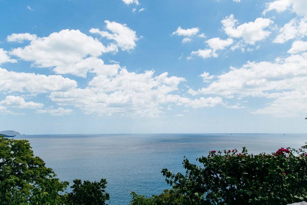 costa rica ocean