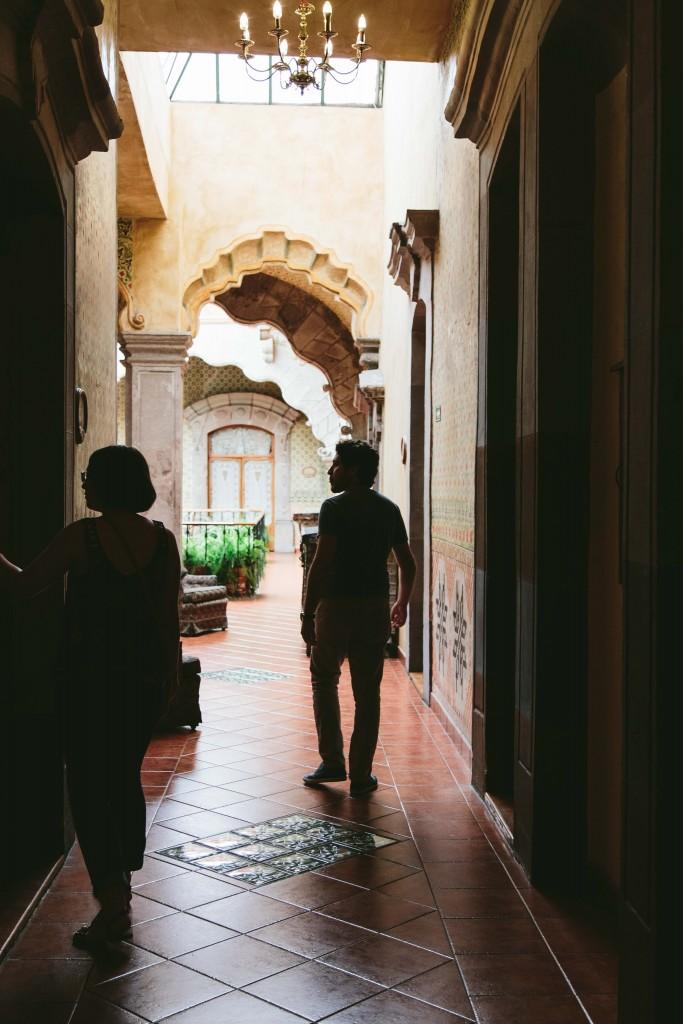 Casa de la Marquesa Queretaro