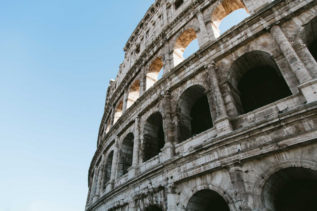 rome coliseum italy