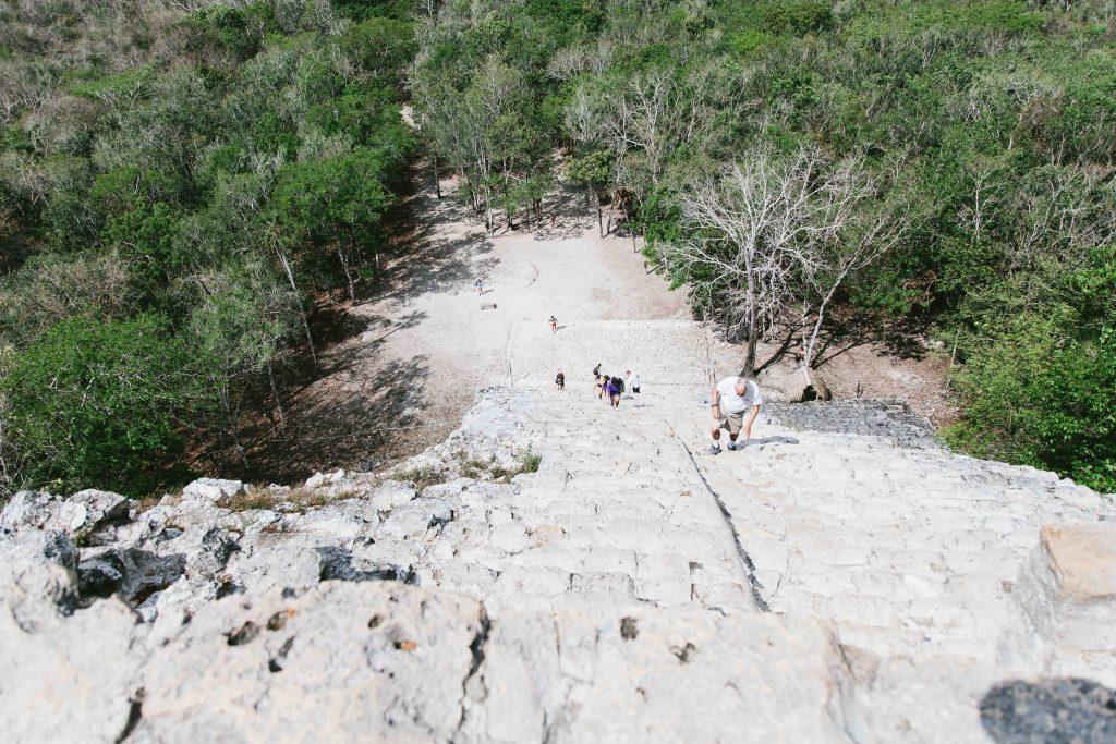 Coba Ruins Nohoch Mul