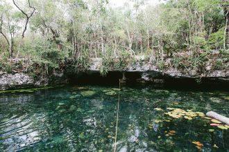 cenote nicte ha tulum