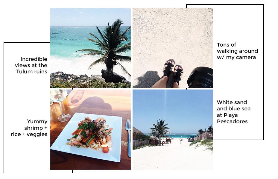 instagram tulum travel diary