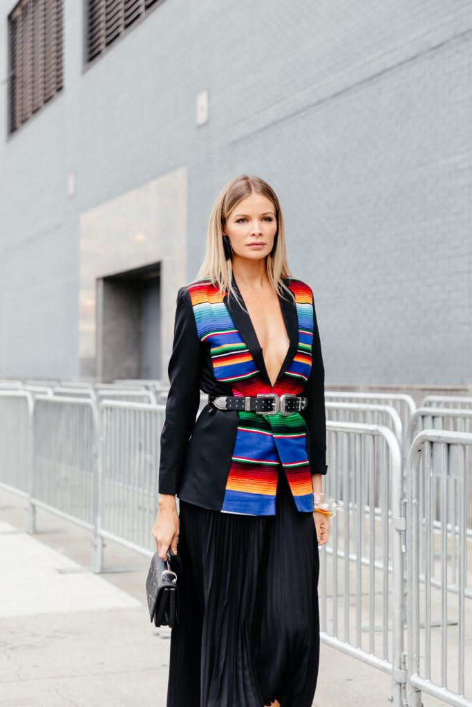 nyfw costa rican fashion blogger