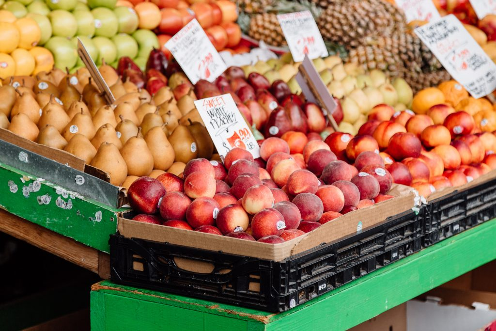pike place market fruit how to plan the best seattle trip