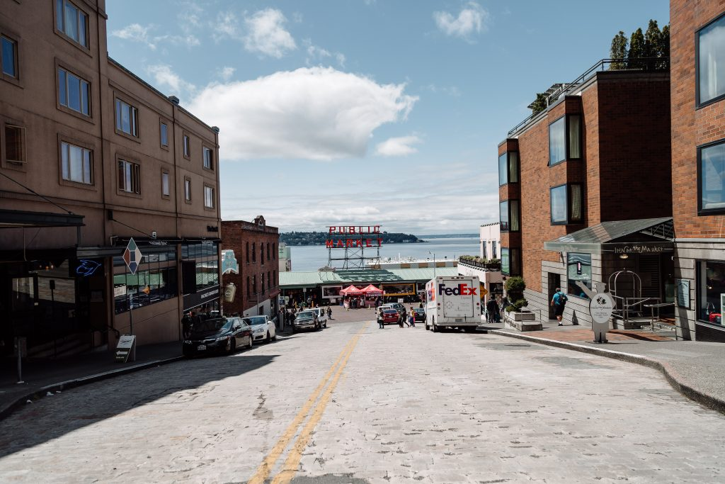 pike place market view