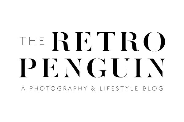The Retro Penguin